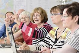 Monitor de Talleres Educativos con Adultos