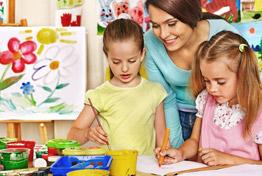 Auxiliar de Escuelas Infantiles y Ludotecas